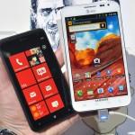 Сравнение HTC Titan и Samsung Galaxy Note