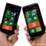 Nokia Lumia 900 против HTC Titan II