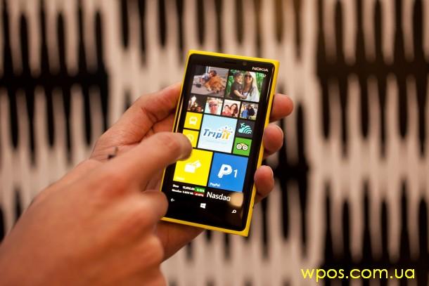 Lumia 920 обзор