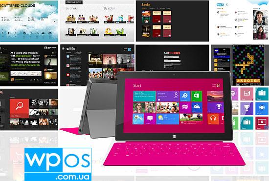 Windows 8 обязательные приложения