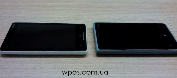 сравнение Nokia Lumia 920 и 820