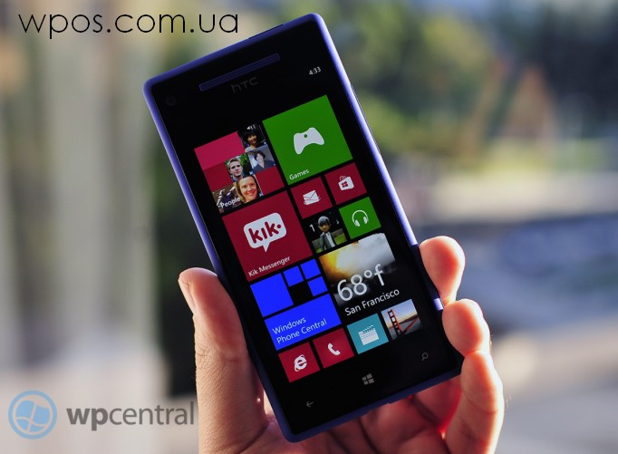 Windows Phone 8 обзор wpos