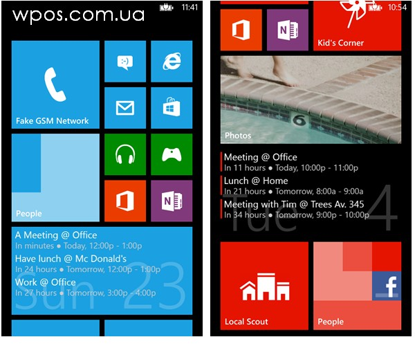 AppoinTile wp8