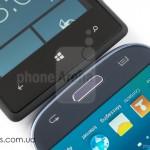 HTC 8X против Samsung Galaxy S3 2