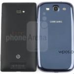 HTC 8X против Samsung Galaxy S3 8