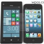 HTC-Windows-Phone-8X-vs-Apple-iPhone-5-1