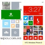Samsung ATIV S vs HTC Windows Phone 8X меню