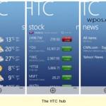 HTC hub wp8
