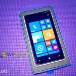 Lumia 820 распаковка