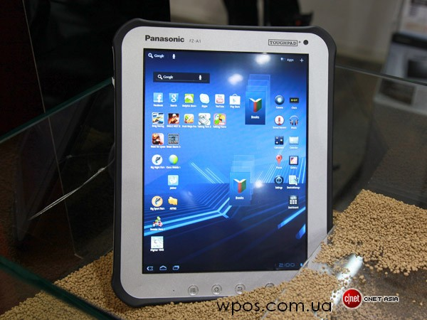 toughpad android