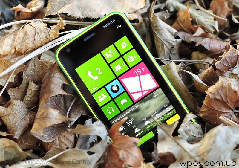 Nokia Lumia 620 Super Sensitive Touch