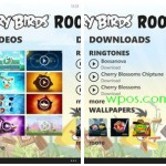 Angry Birds Roost на lumia 520