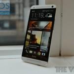 HTC One экран