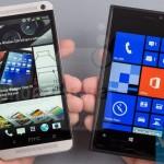 Nokia Lumia 920 против HTC One - сравниваем ночную...
