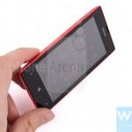 Nokia Lumia 520 дисплей