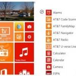 Nokia Lumia 920 меню