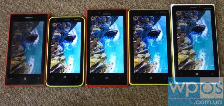 nokia lumia windows phone 8 модельный ряд