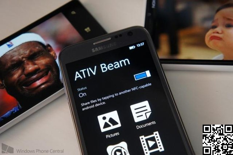ATIV Beam Samsung