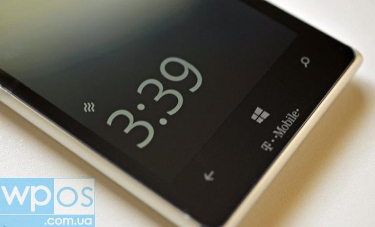 Glance screen для всех Nokia Lumia на WP8