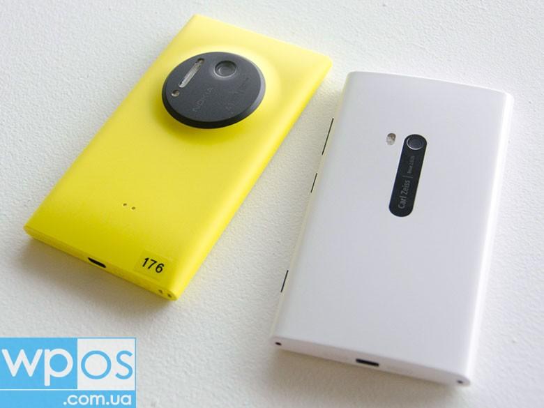 Lumia 920 против Lumia 1020 сравнение фото камера