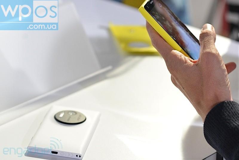 Nokia Lumia 1020 разработчик