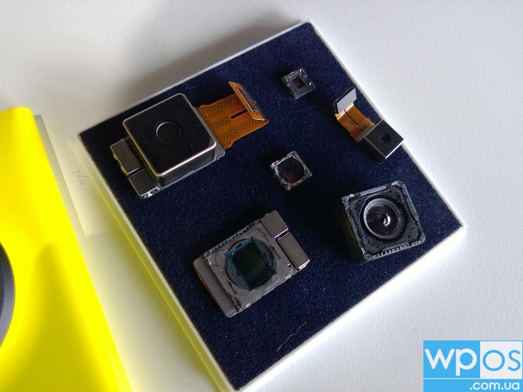 Nokia Lumia 1020 начинка