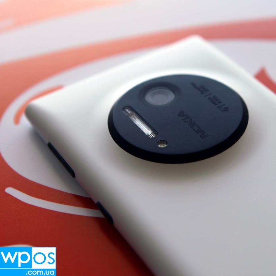 Nokia Lumia 1020 фото камера