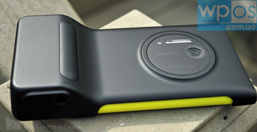 Nokia Lumia 1020 и Camera Grip