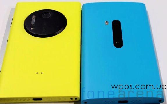Nokia Lumia 1020 против Lumia 920