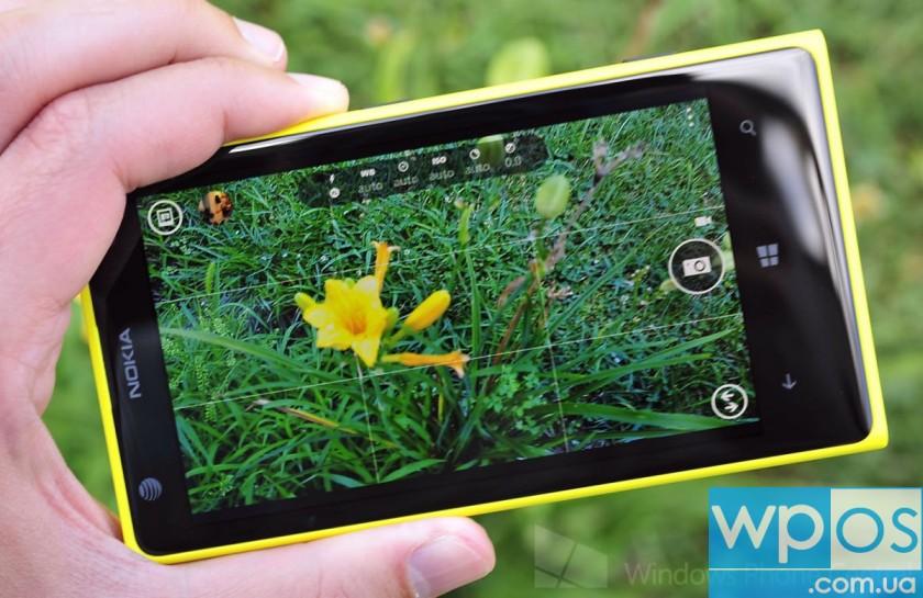 Nokia Lumia 1020 Камера