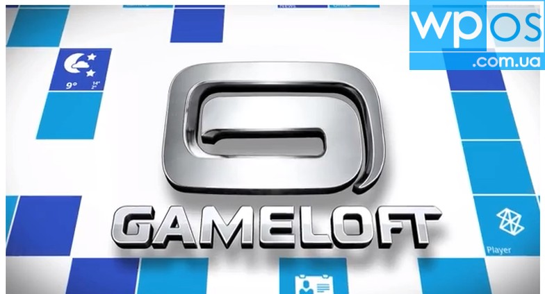 gameloft windows phone игры 512 ram