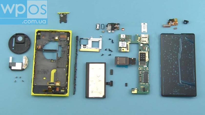lumia 1020 инструкция как разобрать