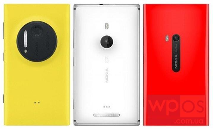 камера Nokia Lumia 920 vs Lumia 925 vs Lumia 1020