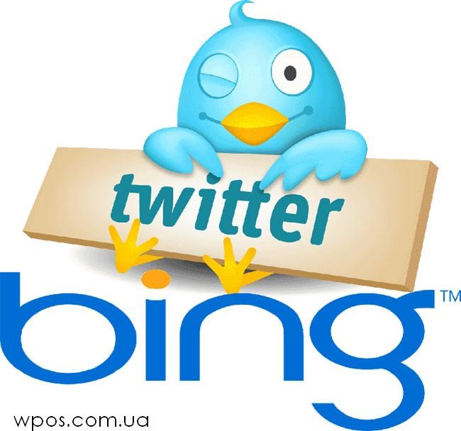 twitter переводчик bing