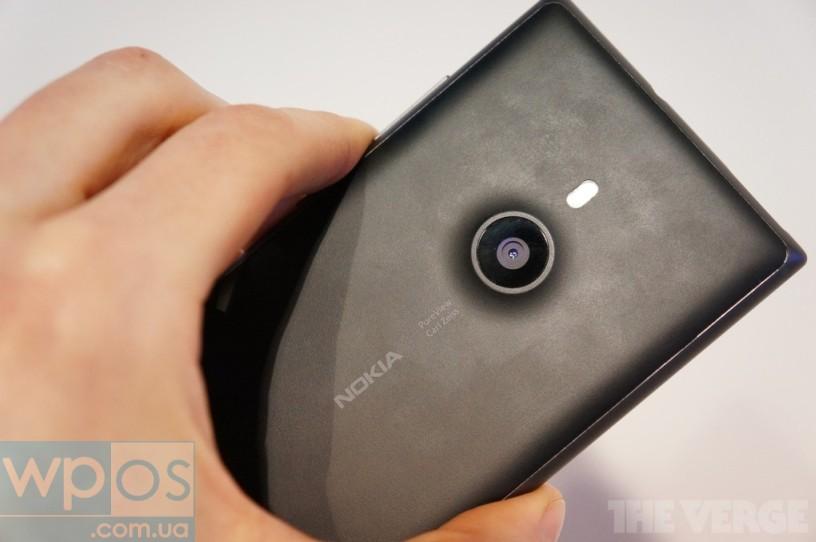 Nokia Lumia 925 камера