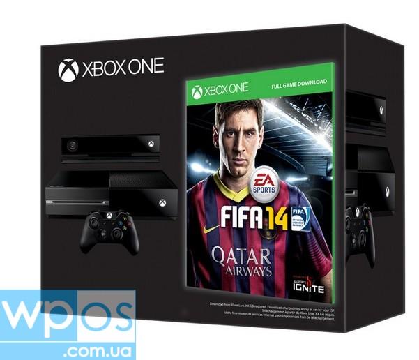 Бесплатная FIFA 14 для Xbox One