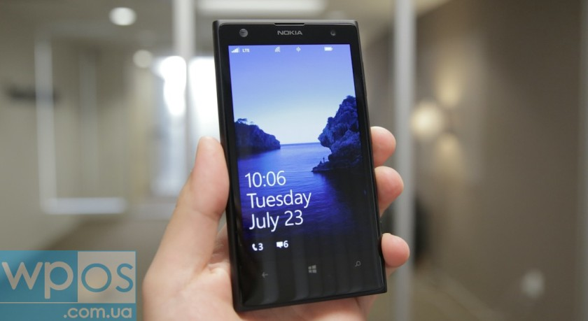 Gorilla Glass 3 и Nokia Lumia 1020