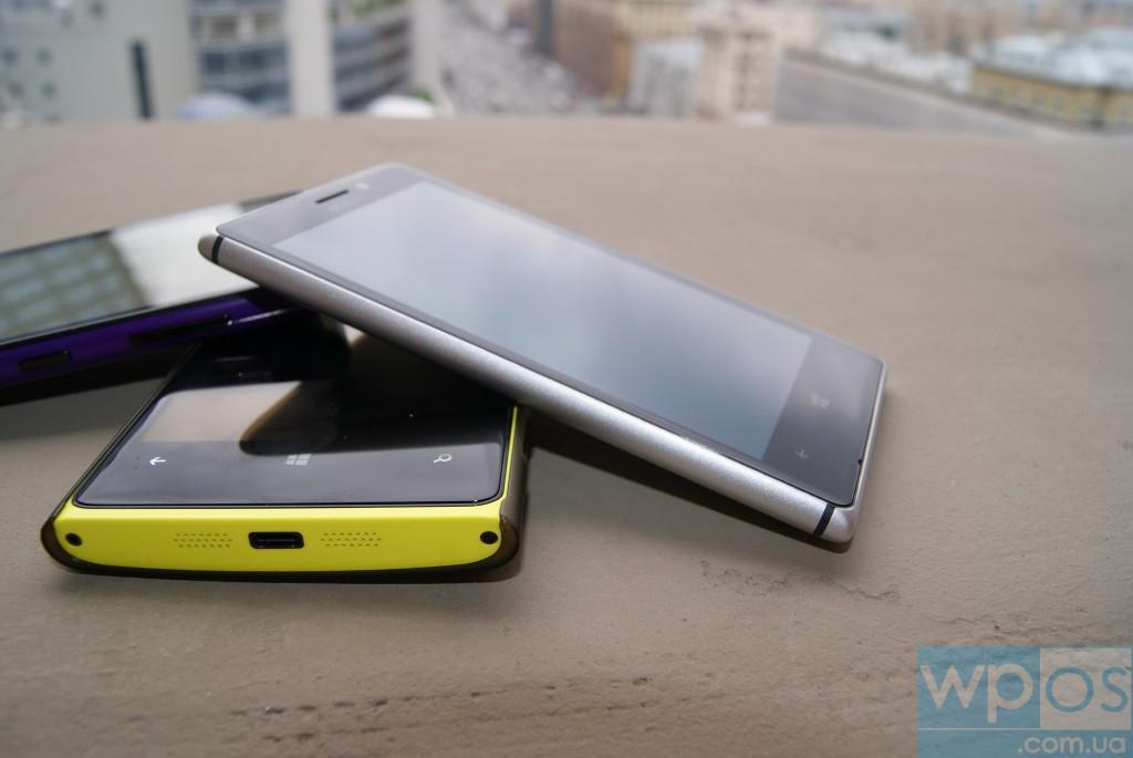 Nokia Lumia 925 против Lumia 920
