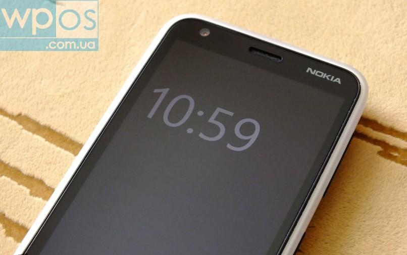 Обновление Amber для Nokia Lumia 620 в Украине