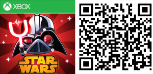 QR Angry Birds Star Wars II