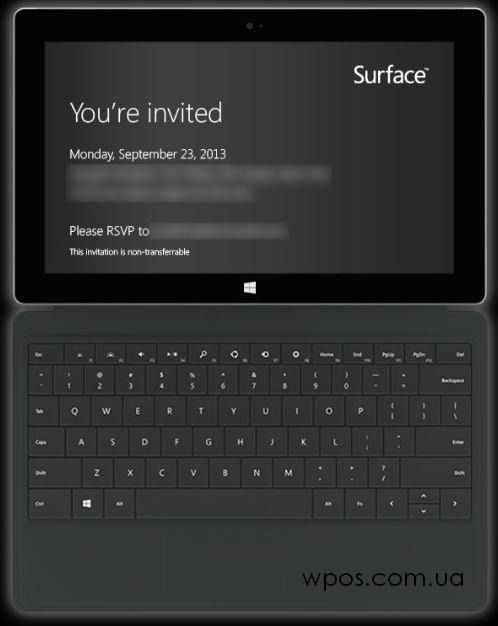 Surface 2 презентация