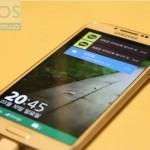 Tizen 3 на Samsung Galaxy S4 1