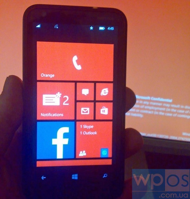 Windows Phone 8.1 Blue 1