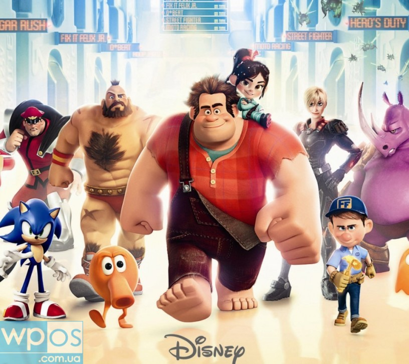 Wreck-It-Ralph-Disney