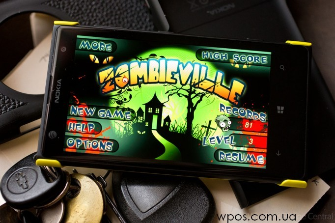 Zombie Village windows phone