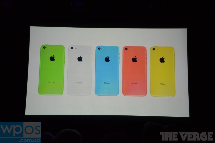 iPhone 5S и iPhone 5C обзор