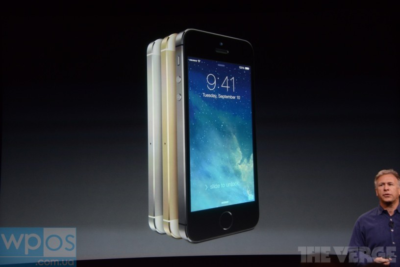 iPhone 5S и iPhone 5C обзор 7