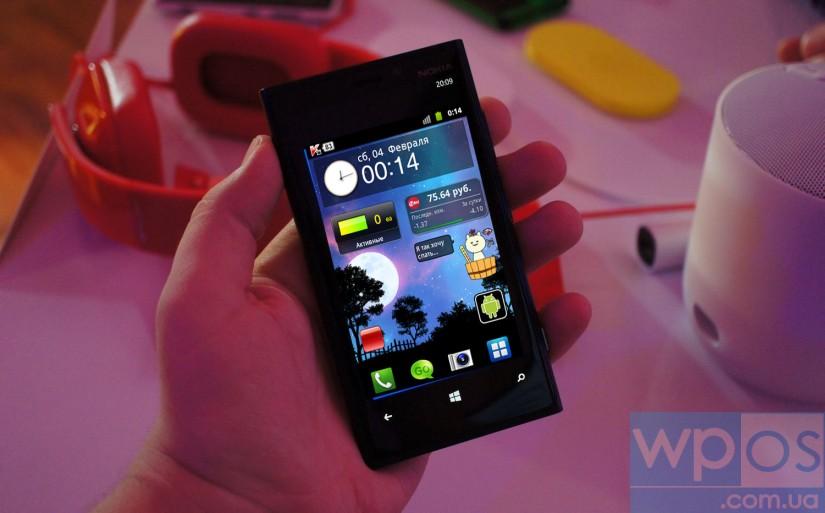 Nokia переходит на Android