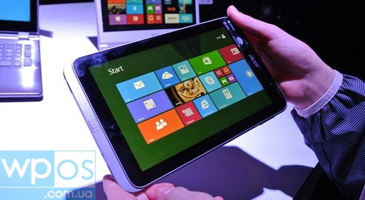 Acer Iconia W4 windows 8