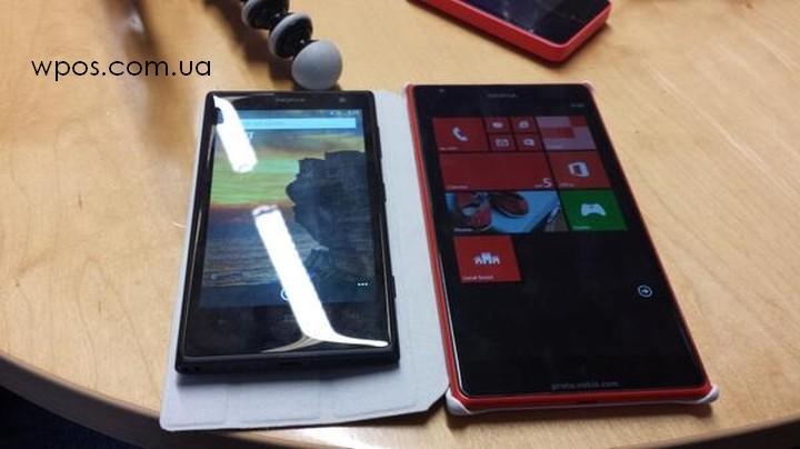 Характеристики Nokia Lumia 1520